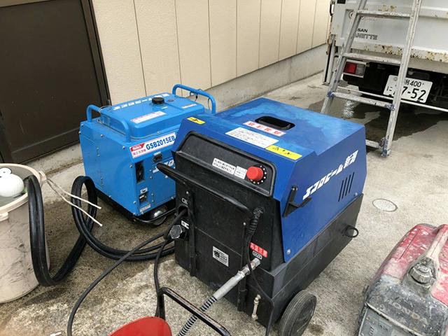 エコロビーム機械